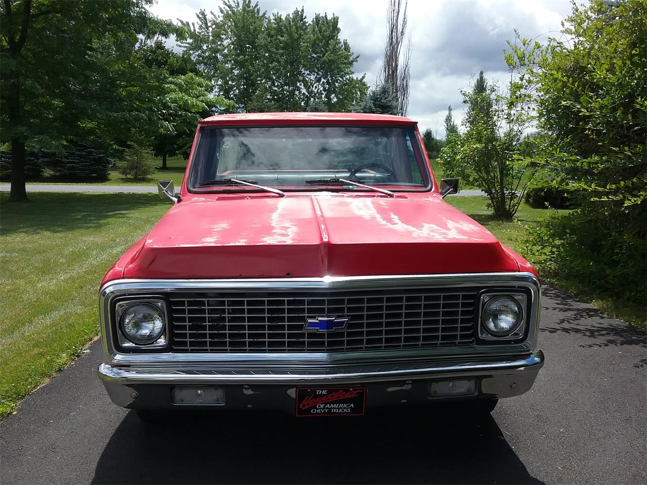 Large Picture of '72 C/K 10 - J8NM