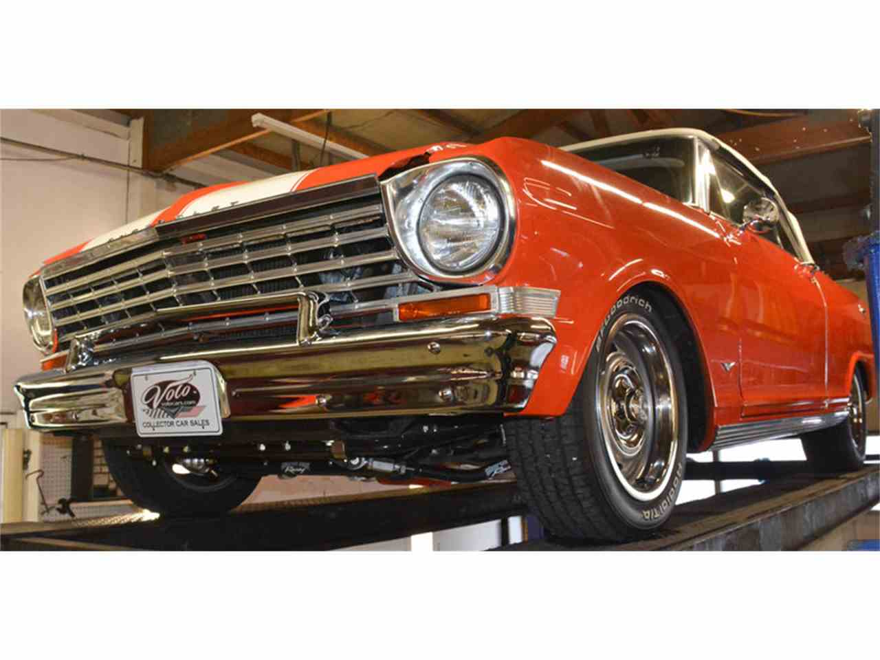 Large Picture of '63 Nova - J2SD