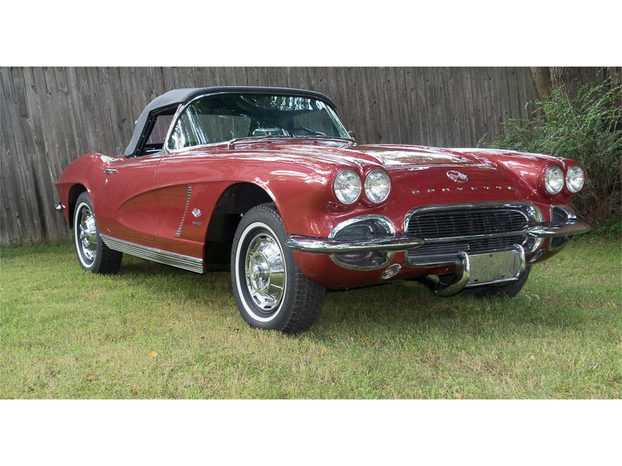Large Picture of '62 Corvette - J8O9