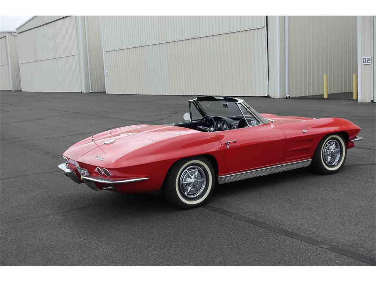 Large Picture of '63 Corvette - J8PQ
