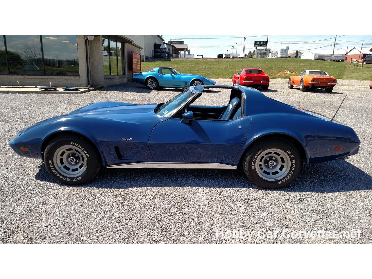 Large Picture of '77 Corvette - J8S3