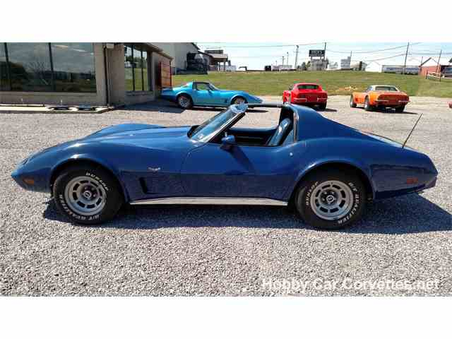 Picture of '77 Corvette - J8S3