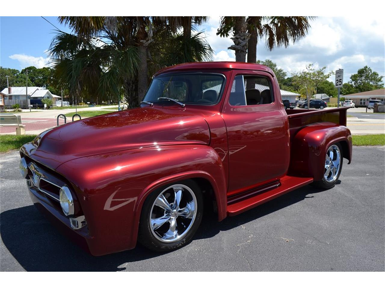 1955 Ford F100 Pancaked For Sale Cc 897918 Large Picture Of 55 J8u6