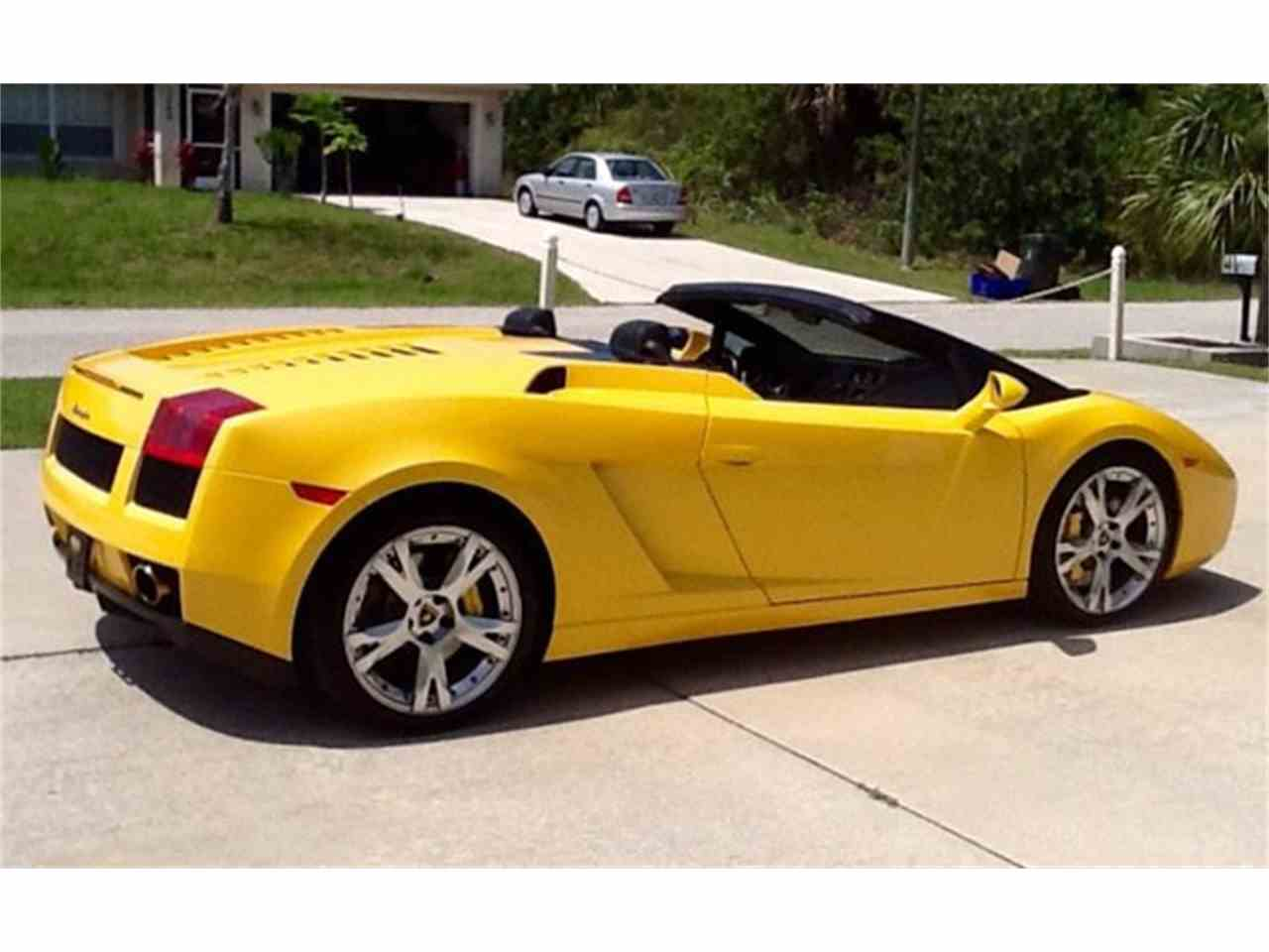 Large Picture of '07 Gallardo - J8UA