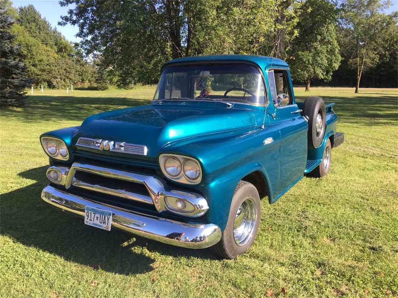 Large Picture of '59 Pickup - J8VM