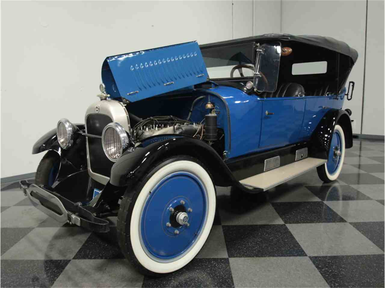 Large Picture of '23 Big 6 Sport Phaeton - J8VQ