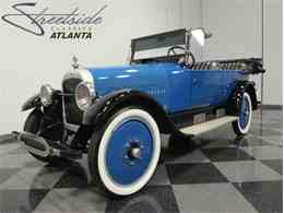 Picture of 1923 Studebaker Big 6 Sport Phaeton - $29,995.00 - J8VQ