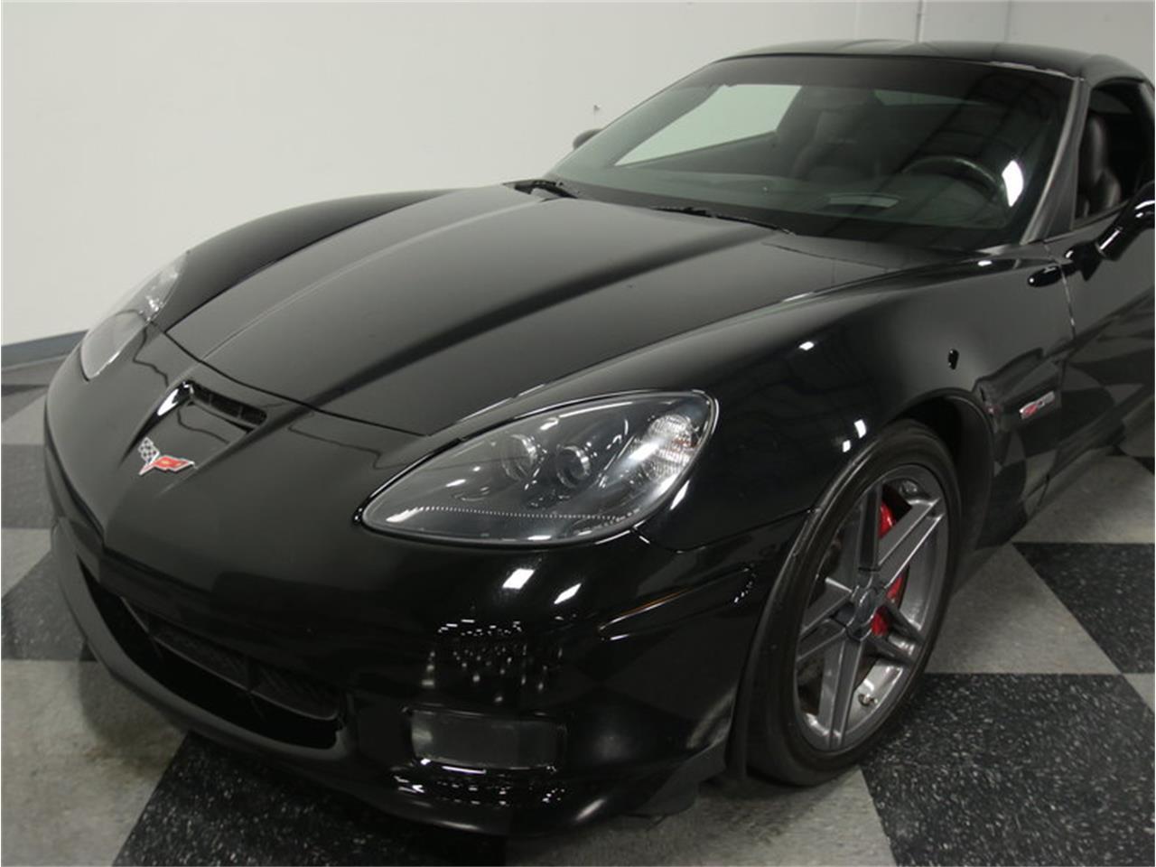 Large Picture of '08 Corvette Z06 - $39,995.00 Offered by Streetside Classics - Atlanta - J8VS