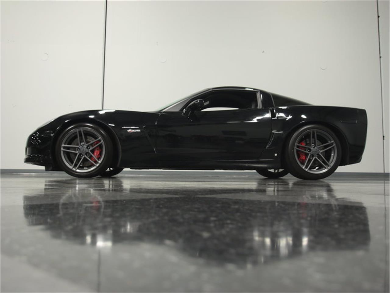 Large Picture of 2008 Corvette Z06 located in Lithia Springs Georgia - $39,995.00 Offered by Streetside Classics - Atlanta - J8VS