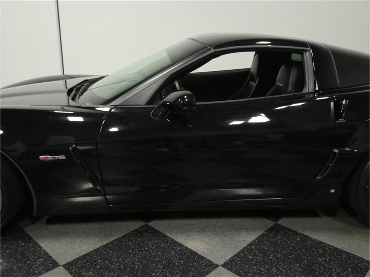 Large Picture of '08 Chevrolet Corvette Z06 Offered by Streetside Classics - Atlanta - J8VS