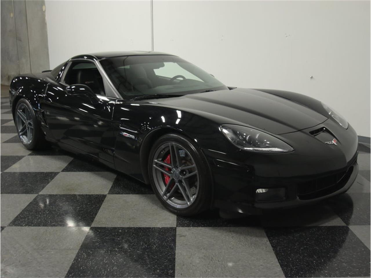 Large Picture of 2008 Corvette Z06 located in Lithia Springs Georgia Offered by Streetside Classics - Atlanta - J8VS