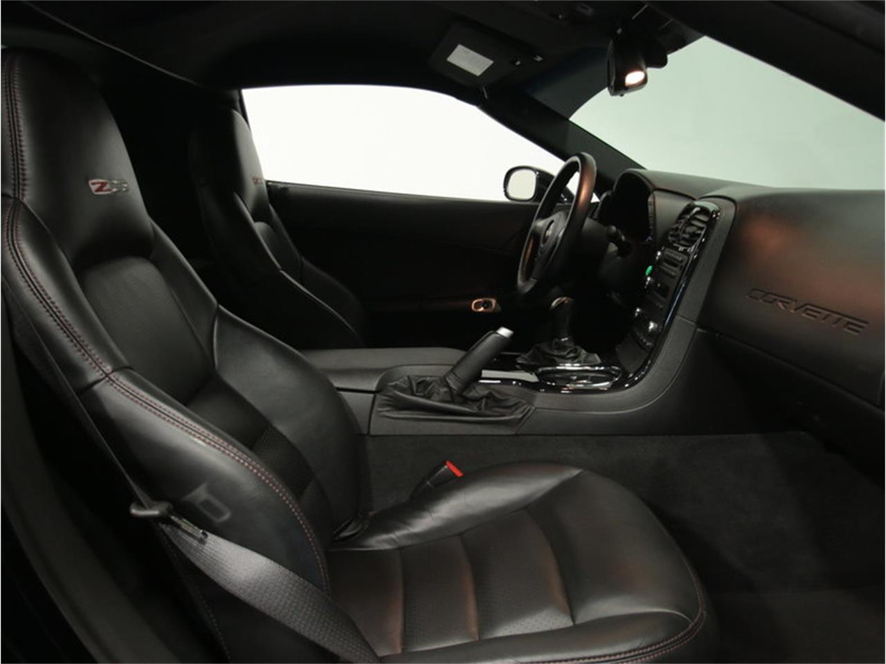 Large Picture of '08 Chevrolet Corvette Z06 located in Georgia - J8VS