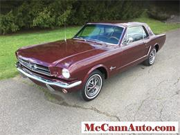 Picture of '65 Ford Mustang located in Houlton Maine - $14,995.00 - J8WB