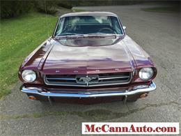 Picture of Classic 1965 Ford Mustang located in Maine - J8WB