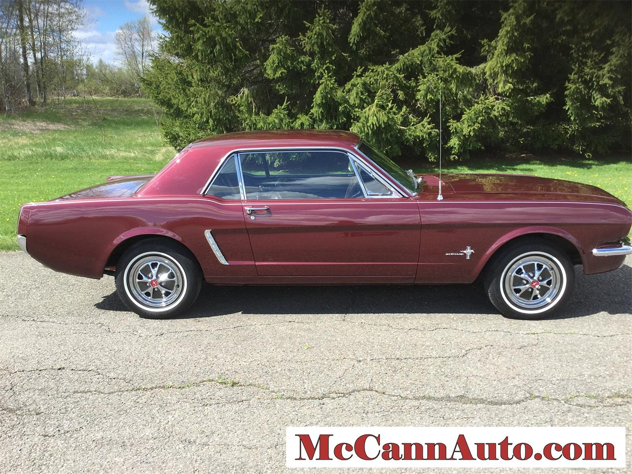 Large Picture of '65 Mustang located in Maine - $14,995.00 Offered by a Private Seller - J8WB