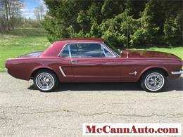 Picture of '65 Mustang located in Houlton Maine Offered by a Private Seller - J8WB