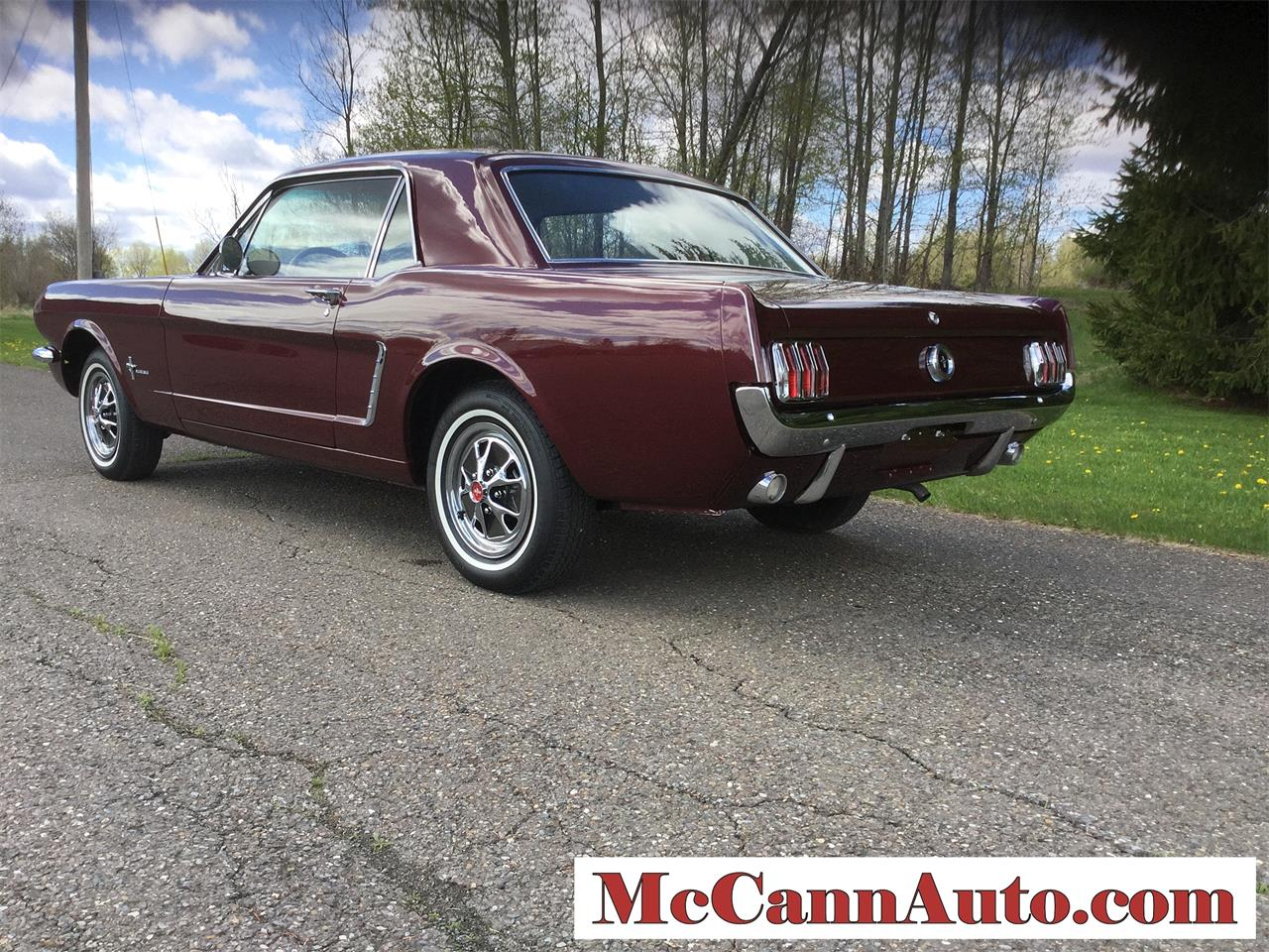 Large Picture of Classic 1965 Ford Mustang - $14,995.00 Offered by a Private Seller - J8WB