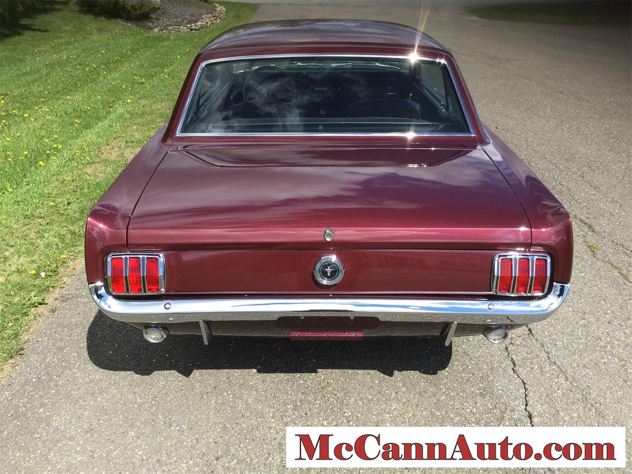 Large Picture of '65 Mustang - J8WB