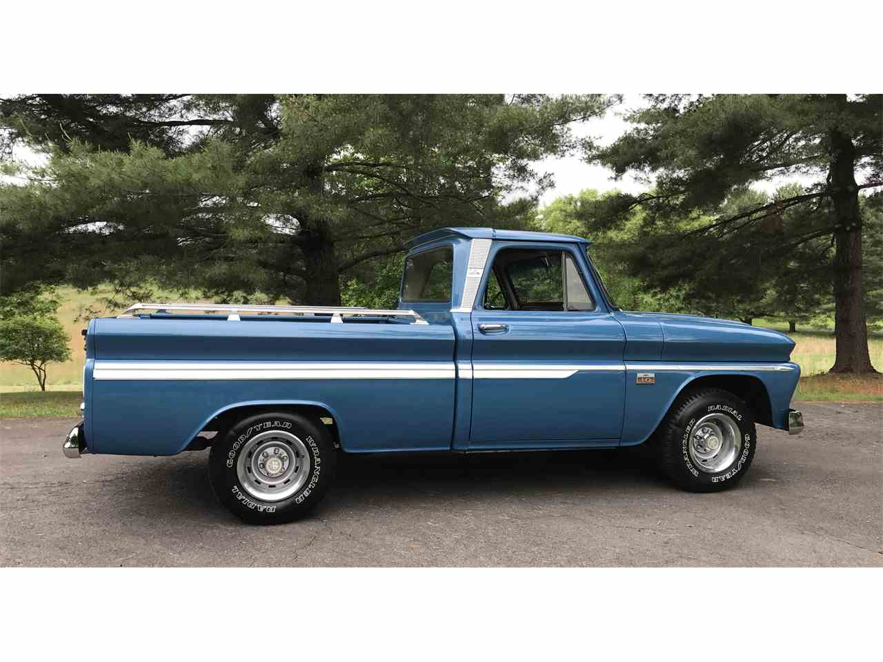 Large Picture of '66 C/K 10 - J8Y5