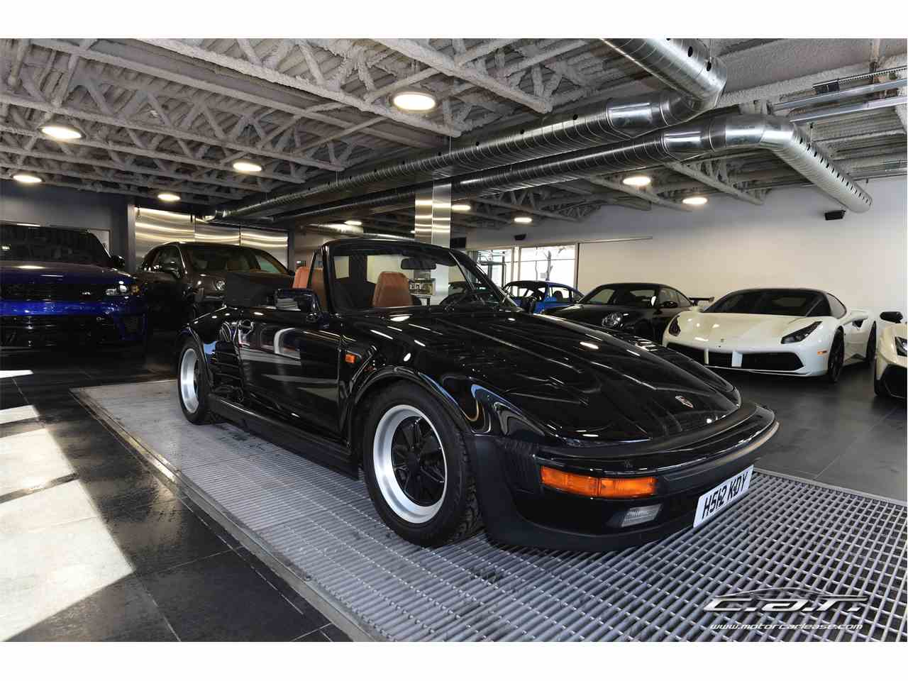 Large Picture of 1987 930 Turbo located in Quebec - $189,000.00 - J8YA