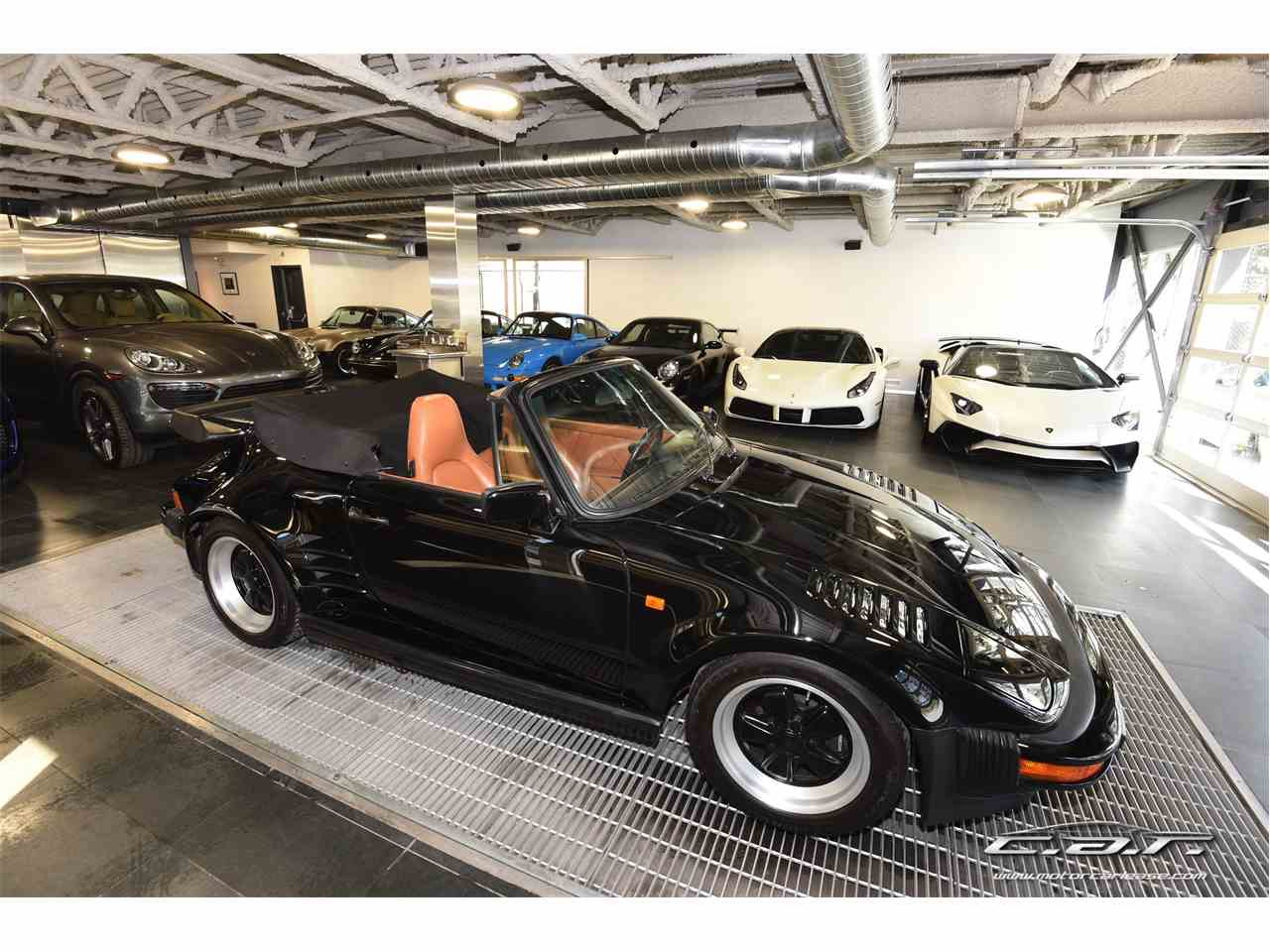 Large Picture of '87 930 Turbo - $189,000.00 - J8YA