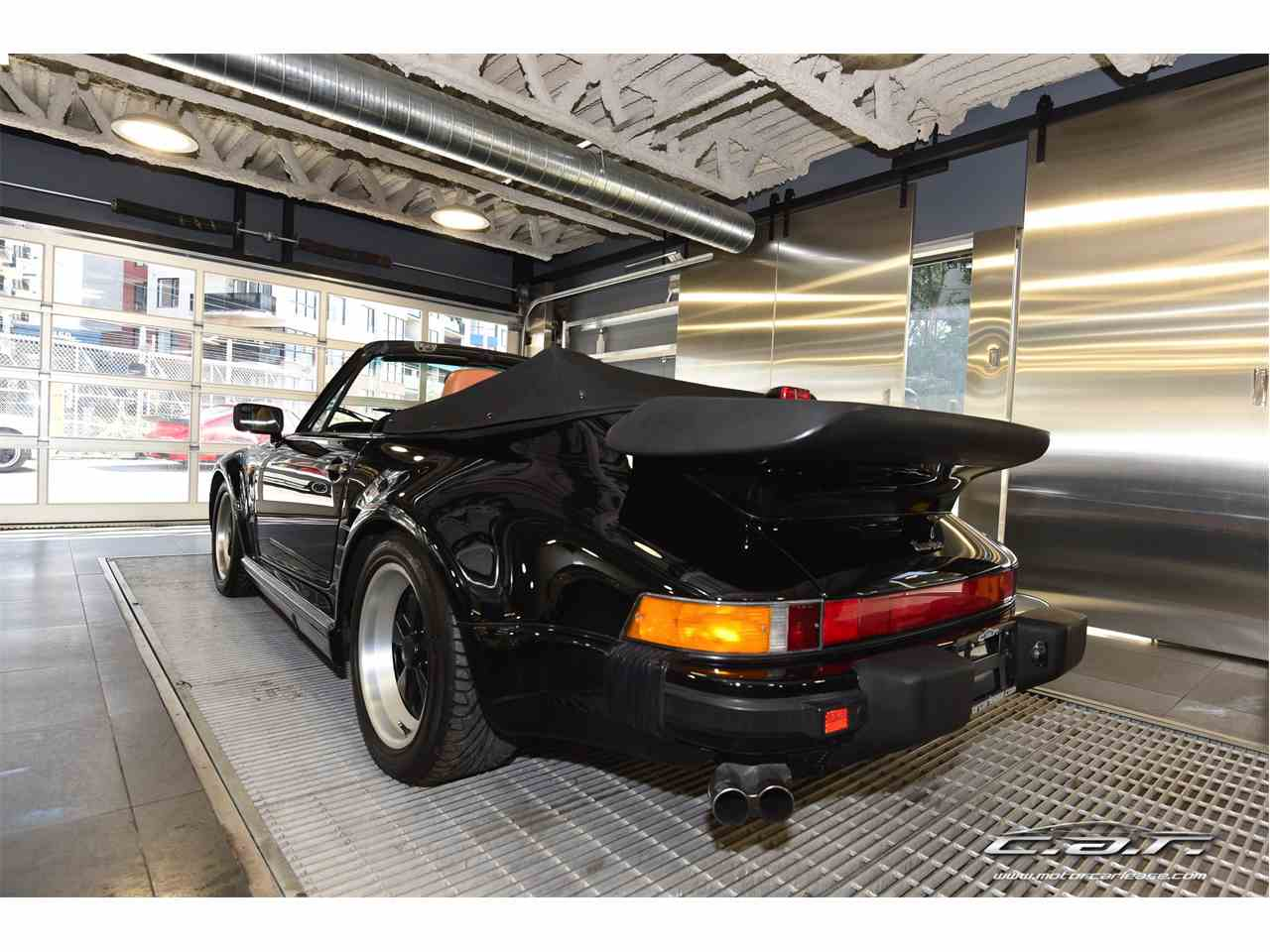 Large Picture of 1987 Porsche 930 Turbo located in Montreal Quebec Offered by C.A.R. Leasing - J8YA