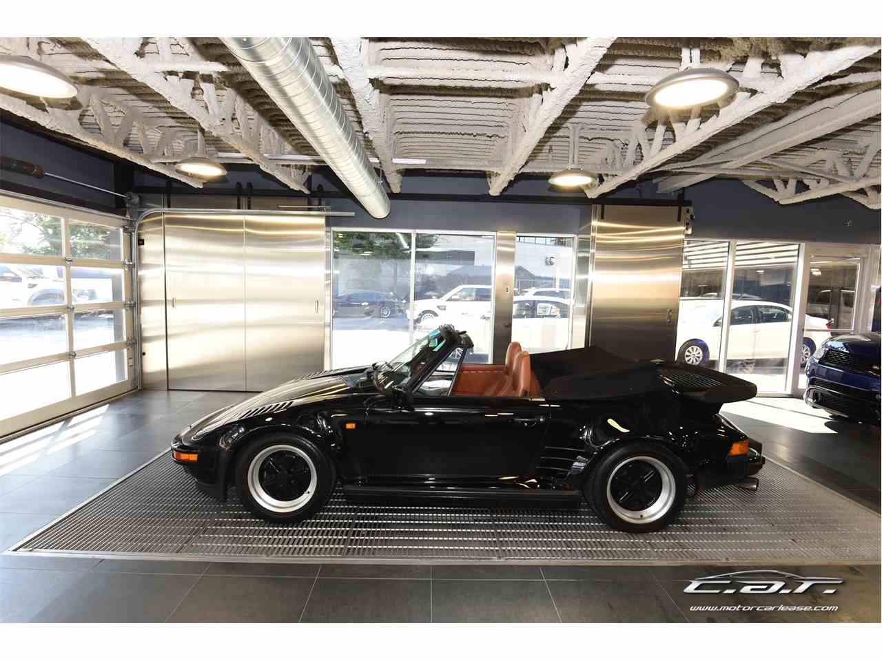 Large Picture of 1987 930 Turbo located in Montreal Quebec Offered by C.A.R. Leasing - J8YA