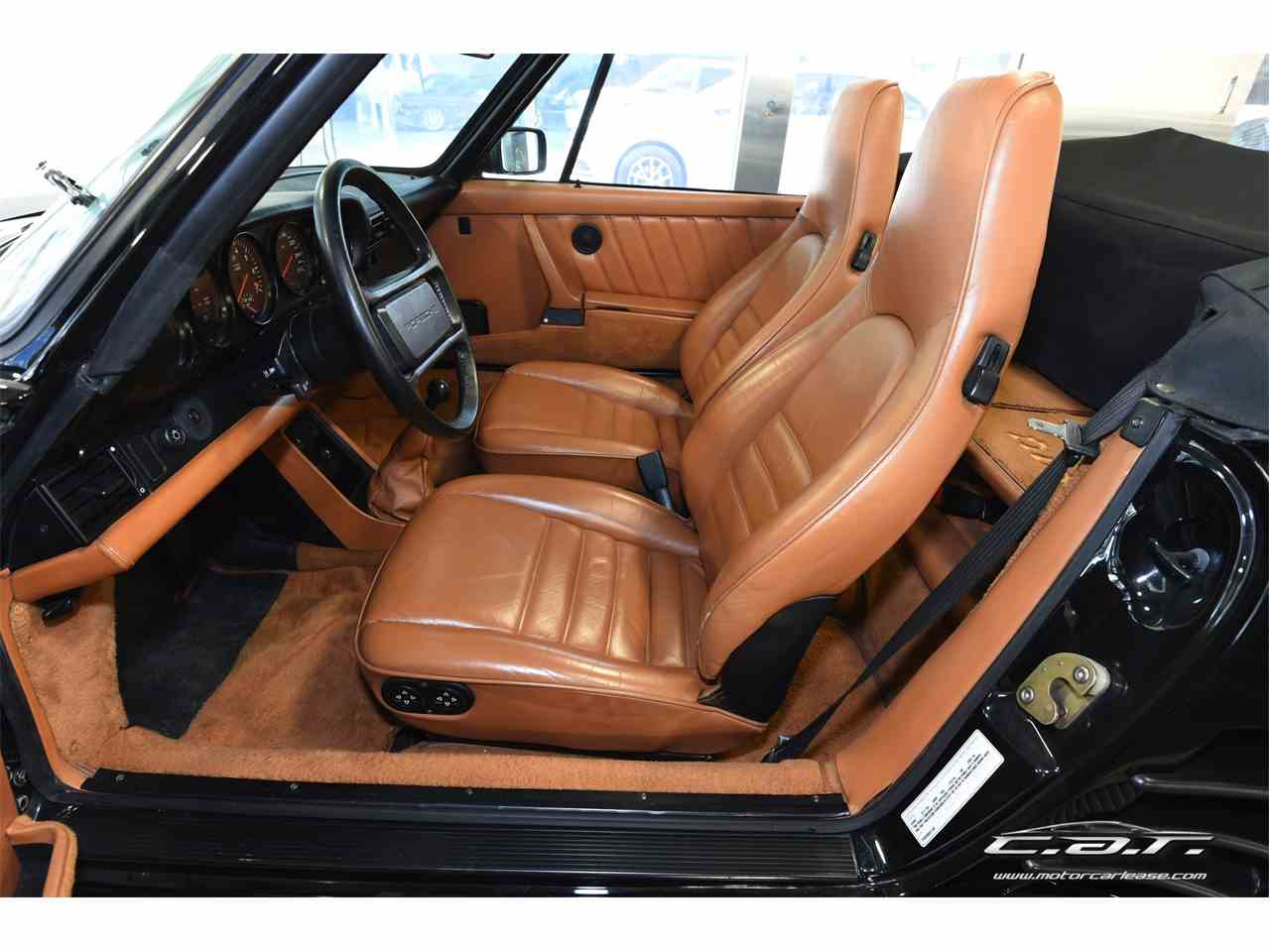 Large Picture of '87 Porsche 930 Turbo located in Montreal Quebec - $189,000.00 Offered by C.A.R. Leasing - J8YA