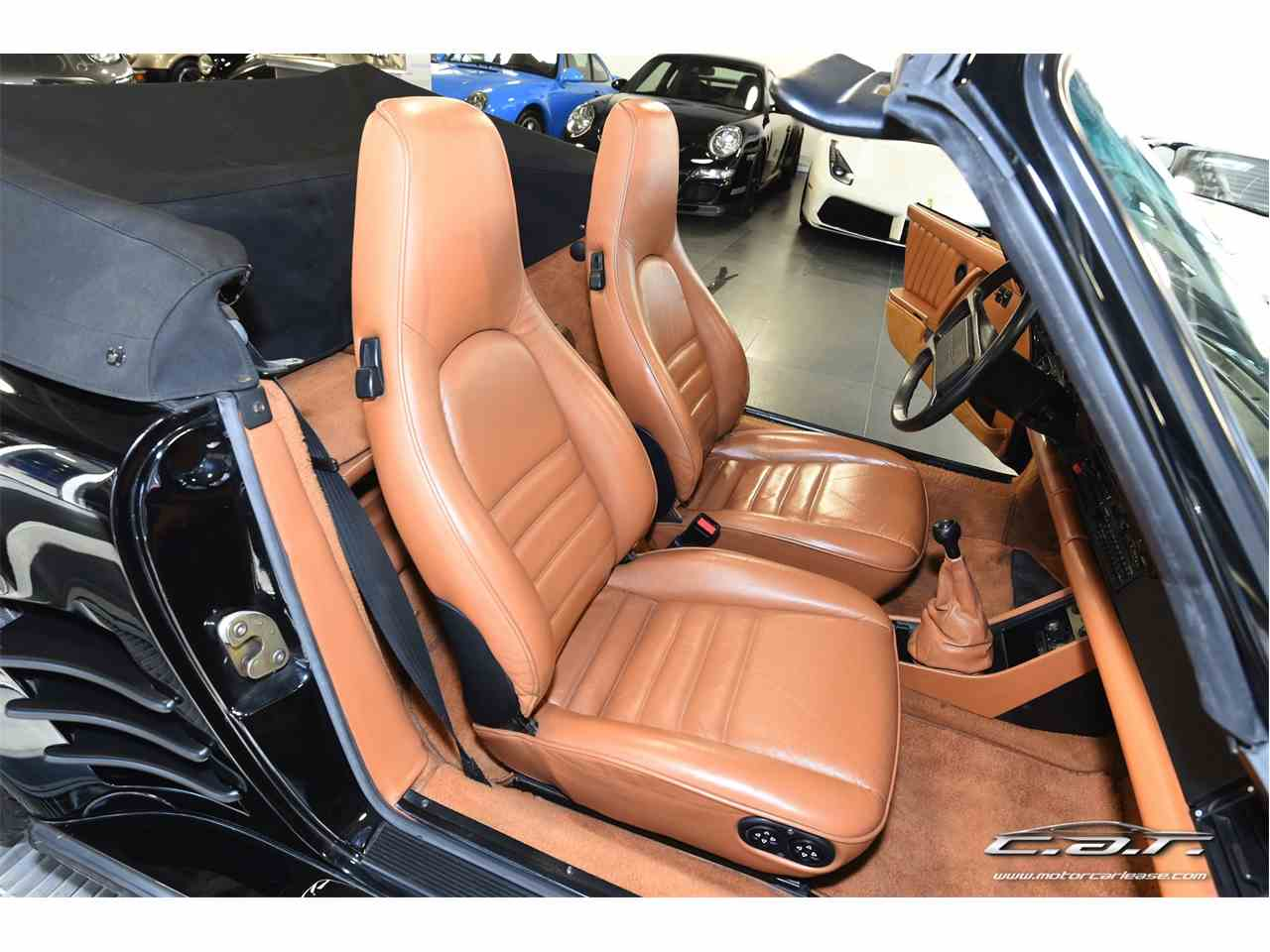 Large Picture of 1987 Porsche 930 Turbo located in Quebec - $189,000.00 - J8YA