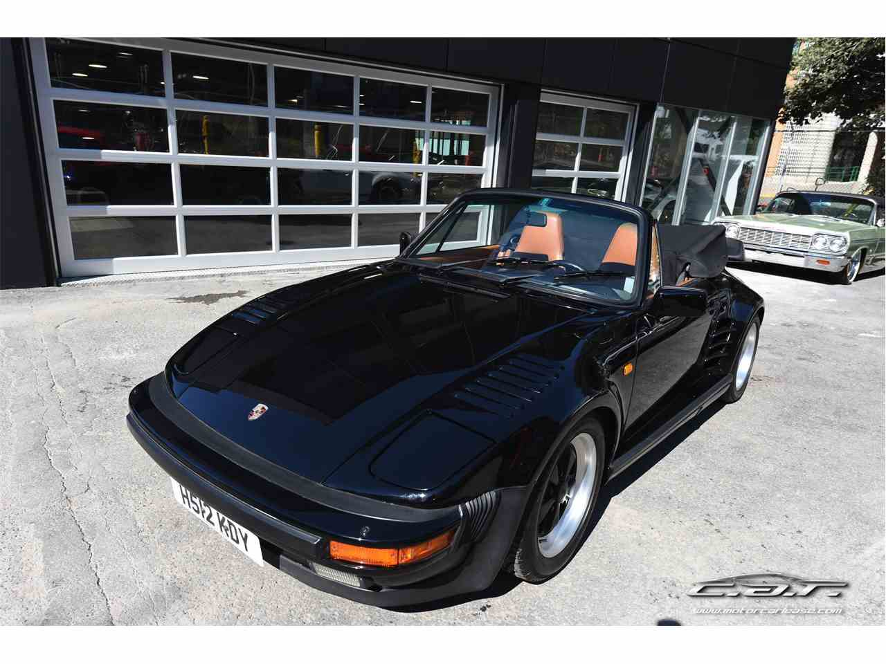 Large Picture of 1987 Porsche 930 Turbo located in Montreal Quebec - $189,000.00 - J8YA
