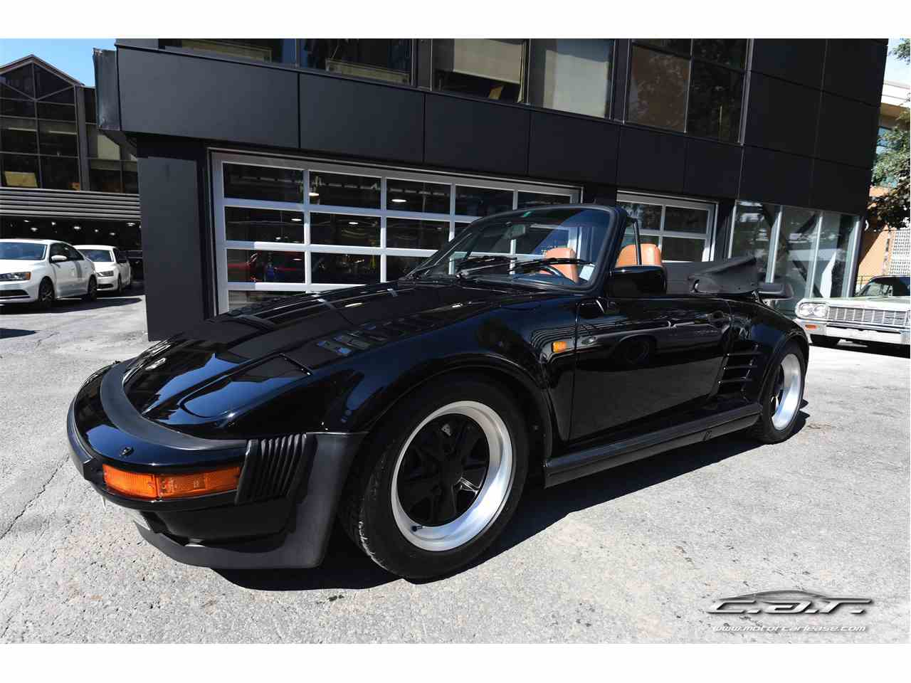 Large Picture of 1987 930 Turbo located in Montreal Quebec - $189,000.00 Offered by C.A.R. Leasing - J8YA