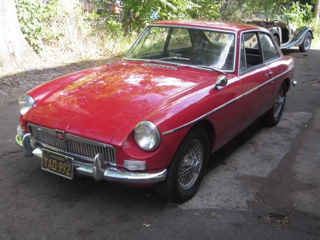 Picture of '67 MGB - J8YL