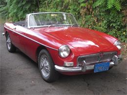 Picture of '67 MGB - J8YV