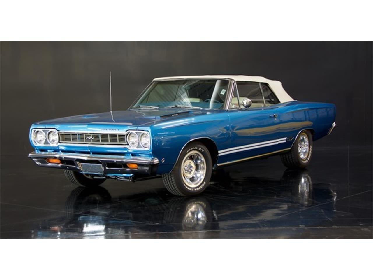 1968 Plymouth Gtx For Sale Cc 898091 1960 Hemi Large Picture Of 68 J8yz
