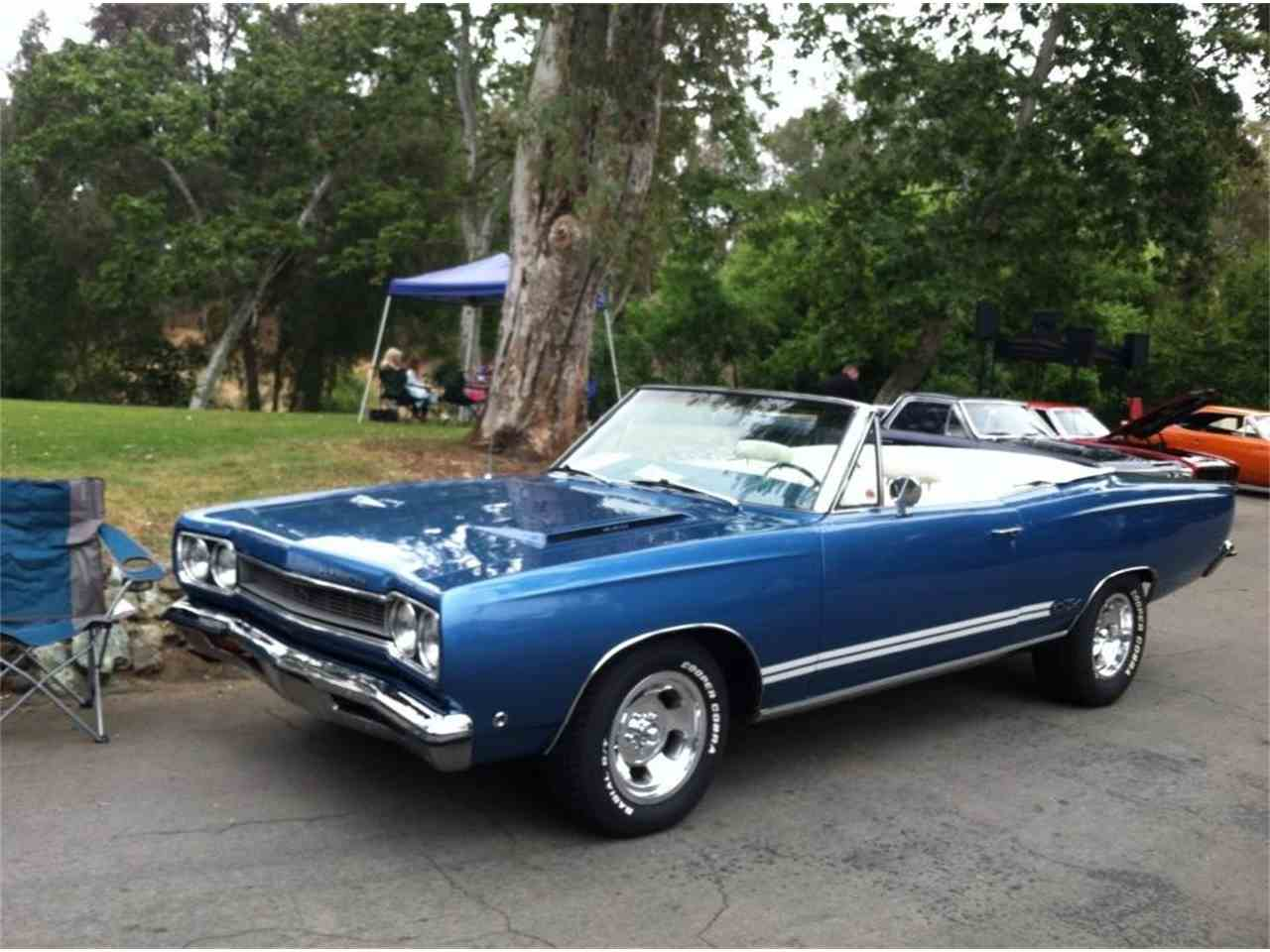 Large Picture of '68 GTX - J8YZ
