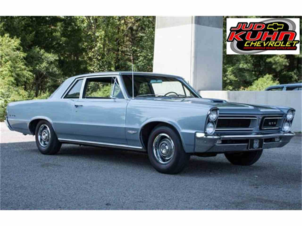 Large Picture of '65 GTO - J909
