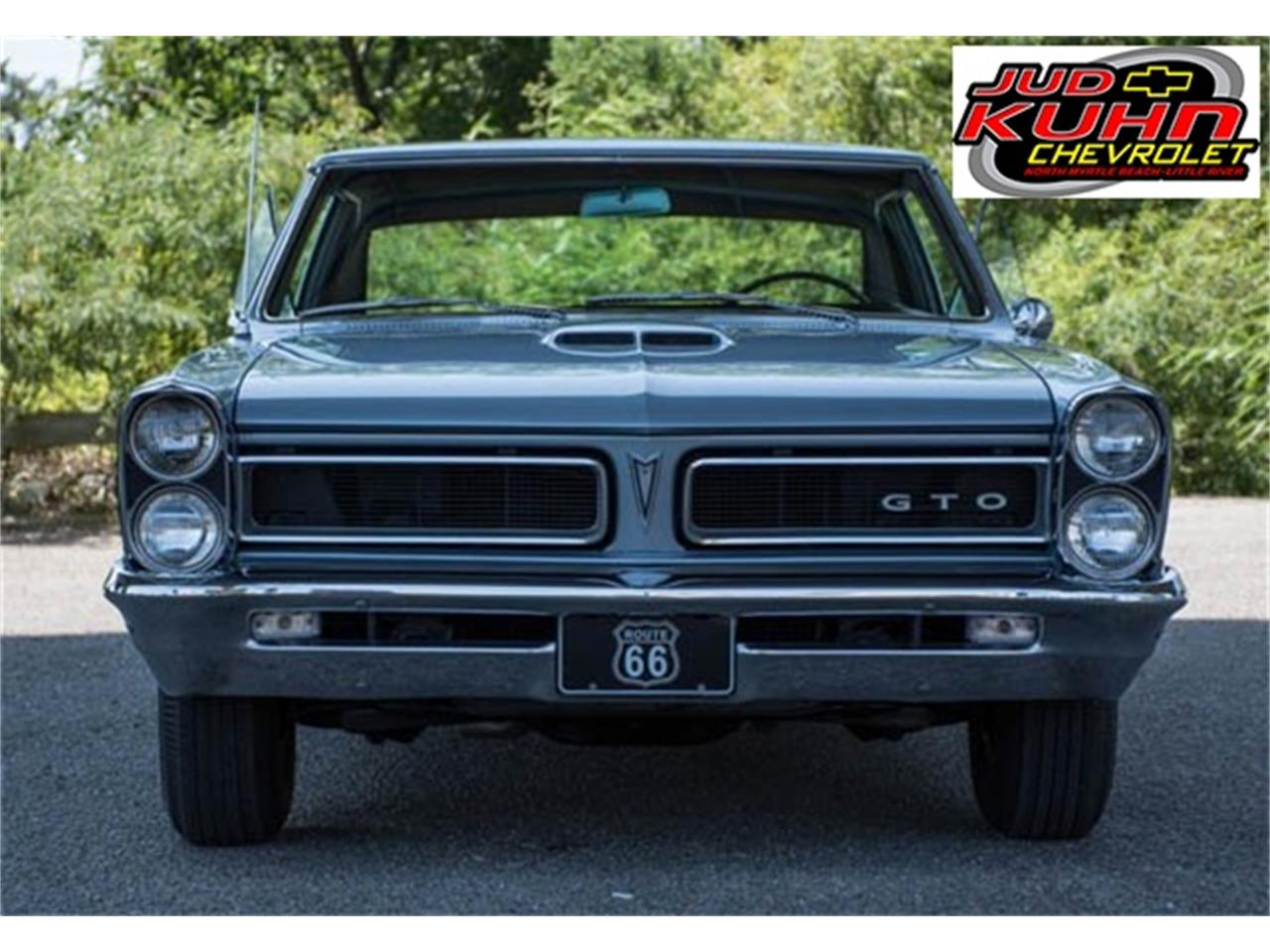 Large Picture of Classic 1965 GTO located in South Carolina - J909