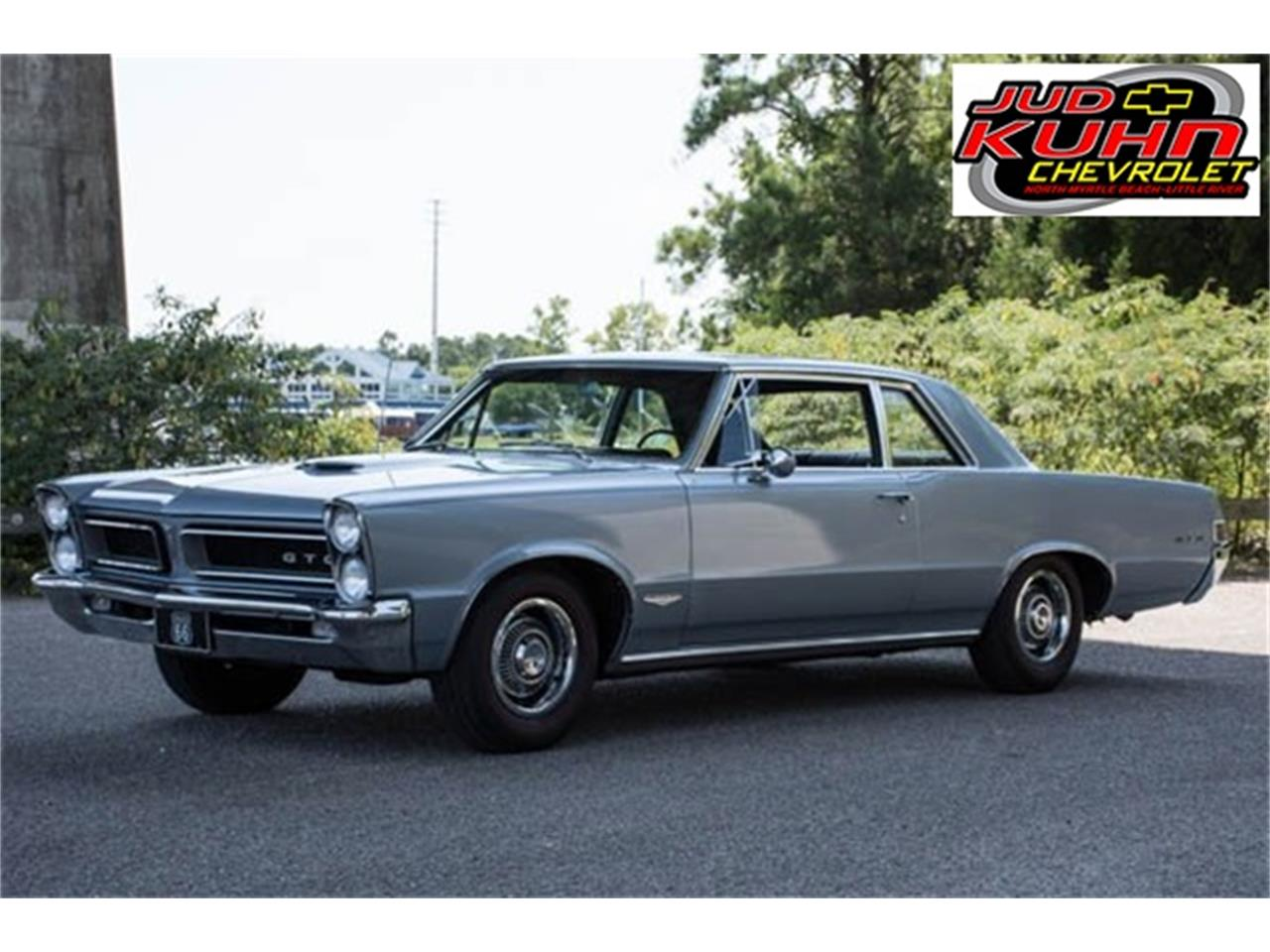 Large Picture of Classic 1965 GTO located in Little River South Carolina - $42,500.00 - J909