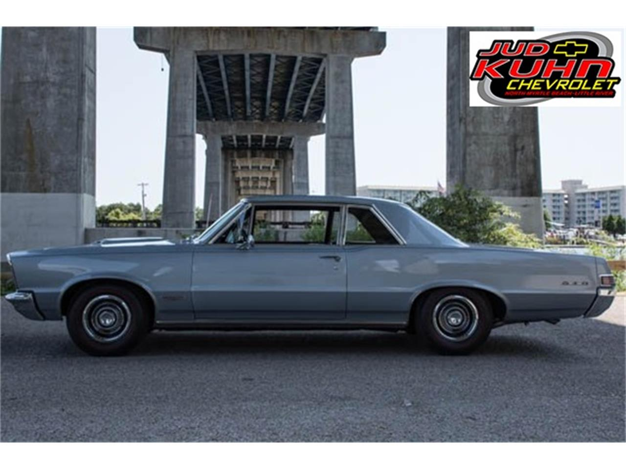 Large Picture of 1965 Pontiac GTO located in South Carolina Offered by Jud Kuhn Chevrolet - J909