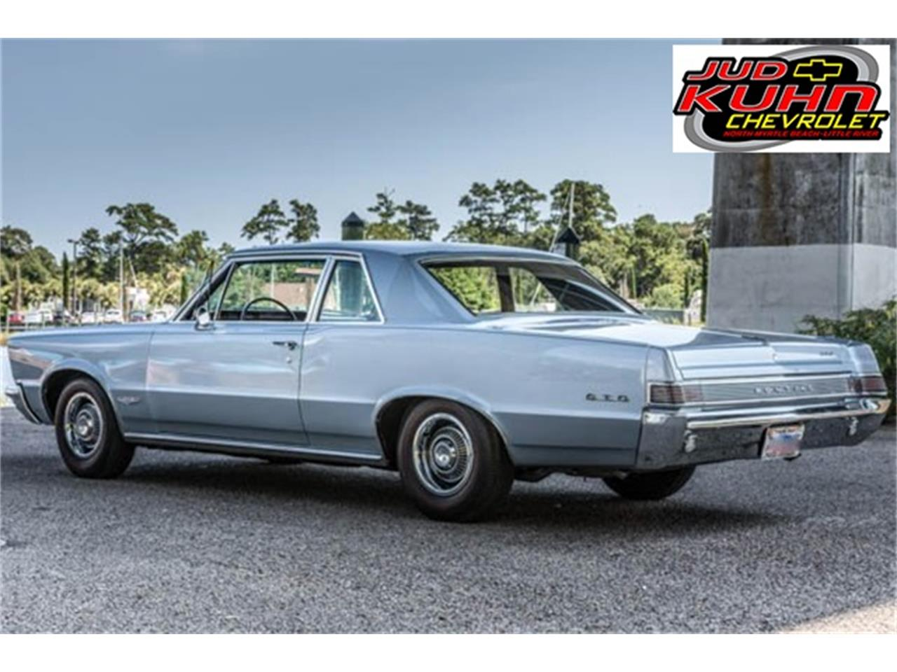Large Picture of '65 Pontiac GTO located in South Carolina - $42,500.00 Offered by Jud Kuhn Chevrolet - J909