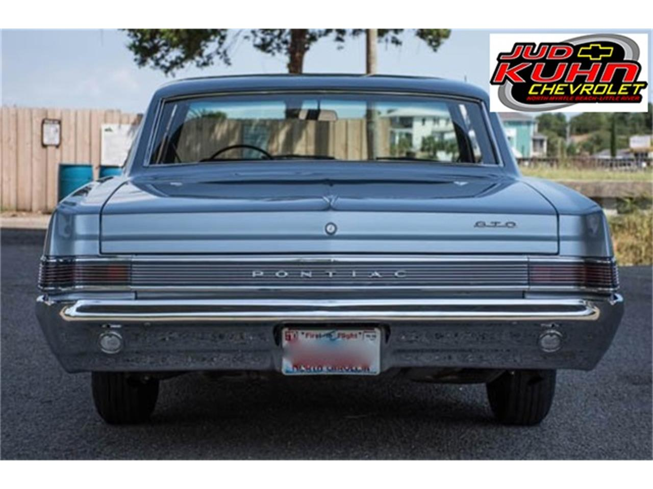 Large Picture of Classic '65 Pontiac GTO - J909