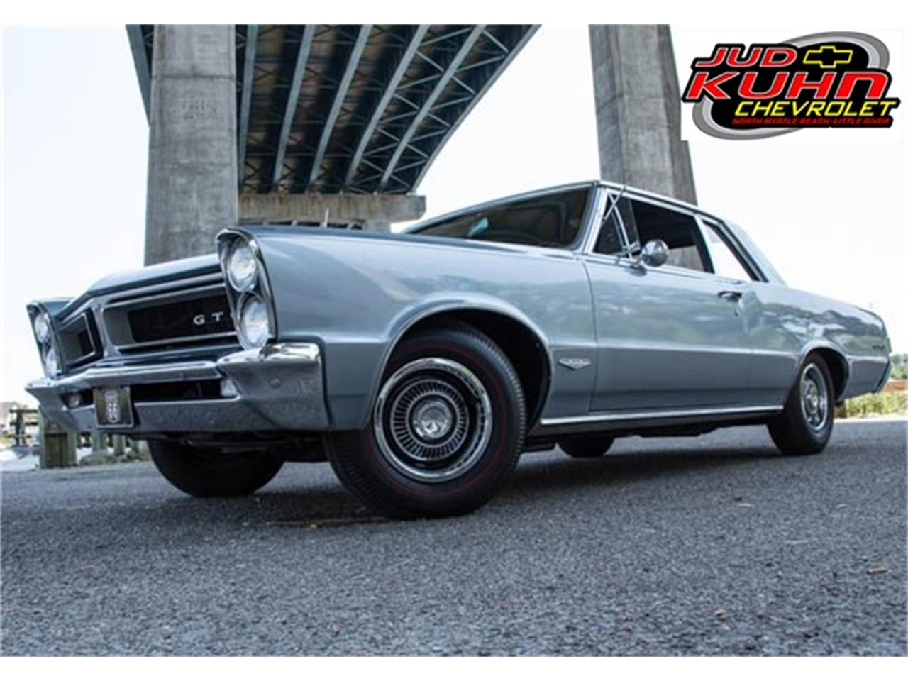 Large Picture of Classic '65 Pontiac GTO located in South Carolina - $42,500.00 Offered by Jud Kuhn Chevrolet - J909