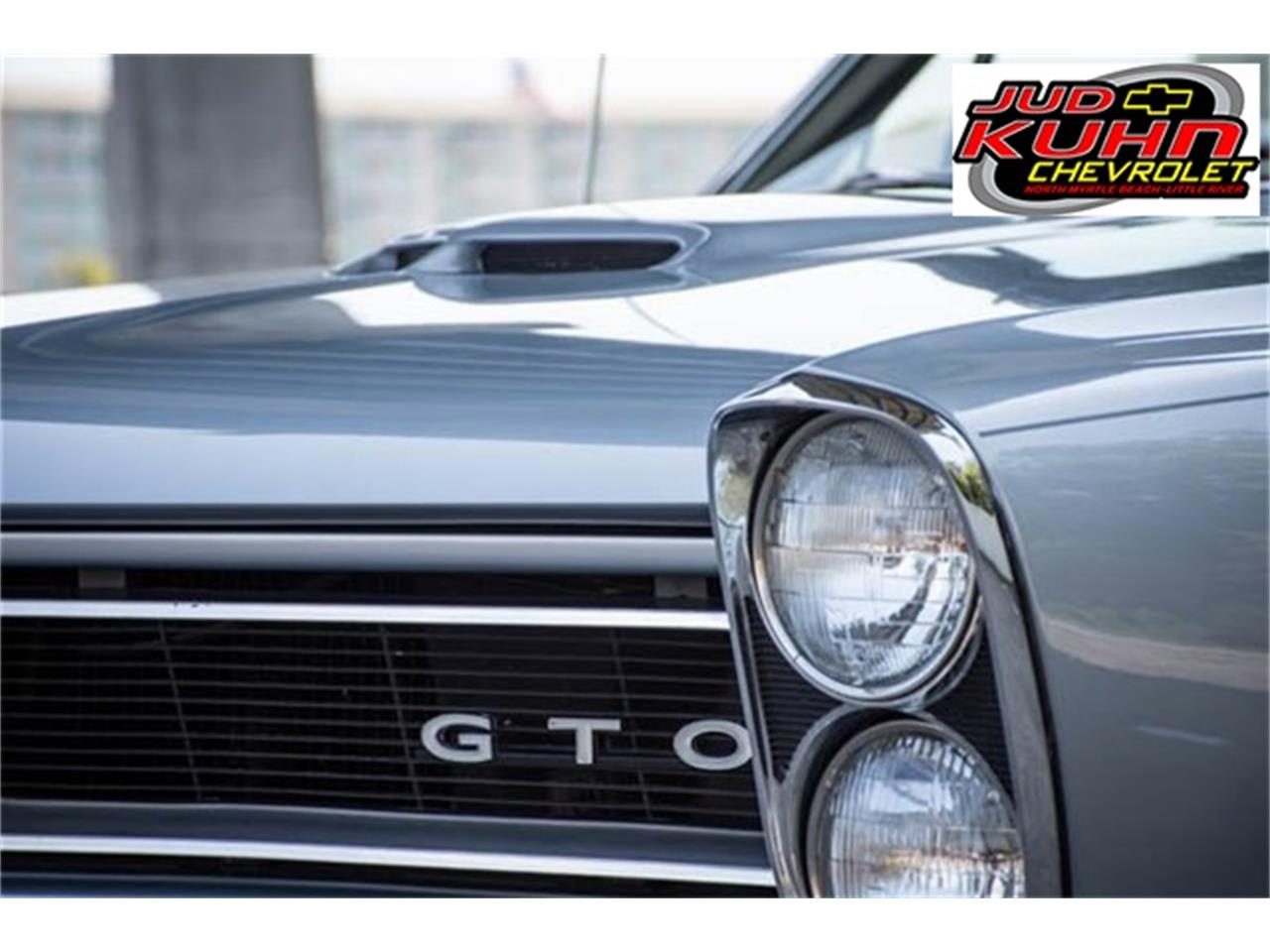 Large Picture of 1965 GTO Offered by Jud Kuhn Chevrolet - J909