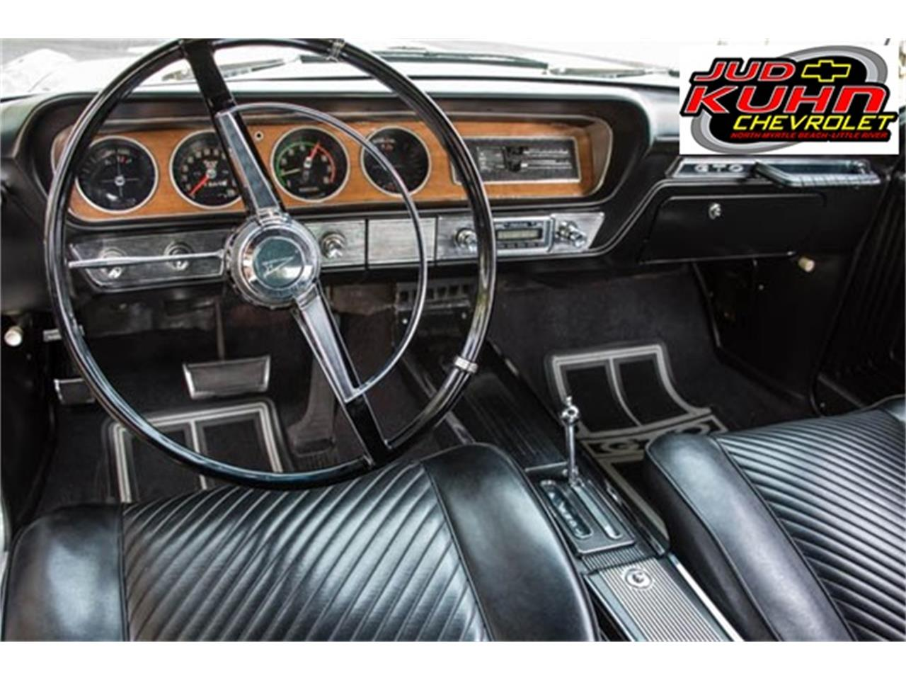 Large Picture of Classic 1965 Pontiac GTO located in South Carolina - J909