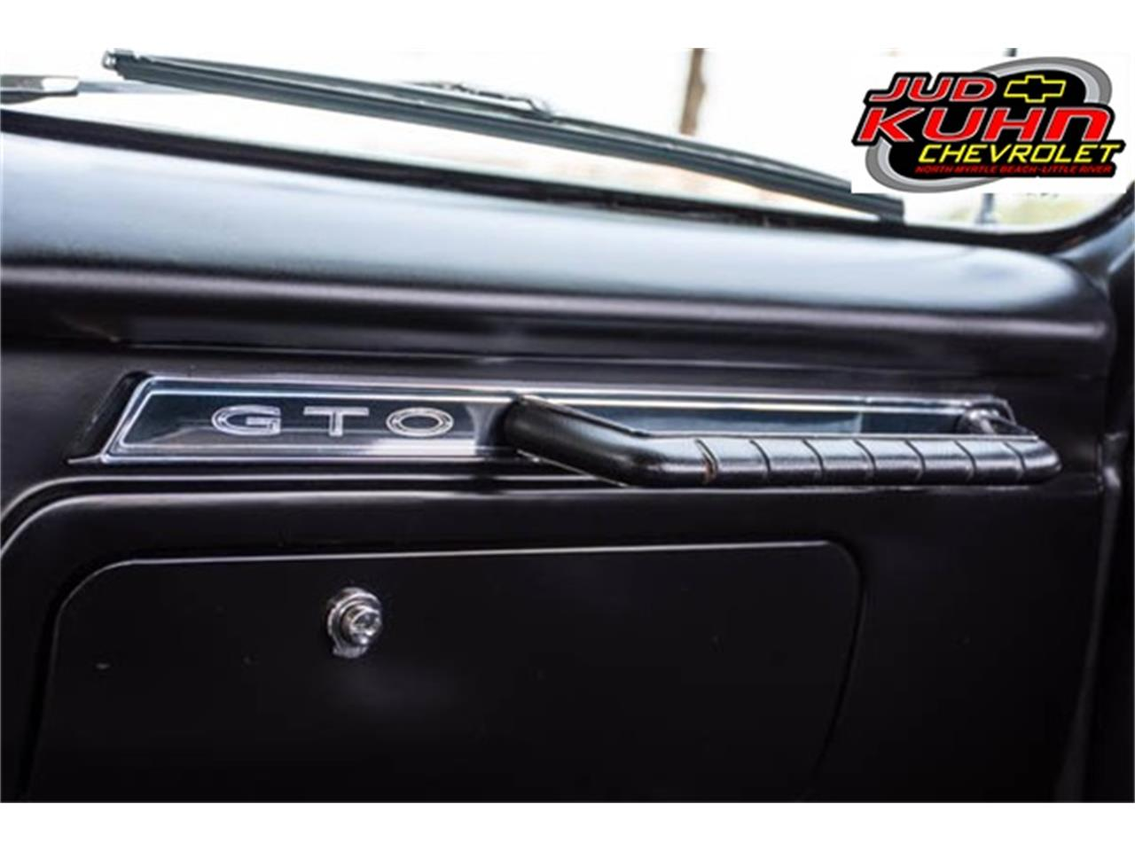 Large Picture of Classic 1965 GTO located in South Carolina Offered by Jud Kuhn Chevrolet - J909