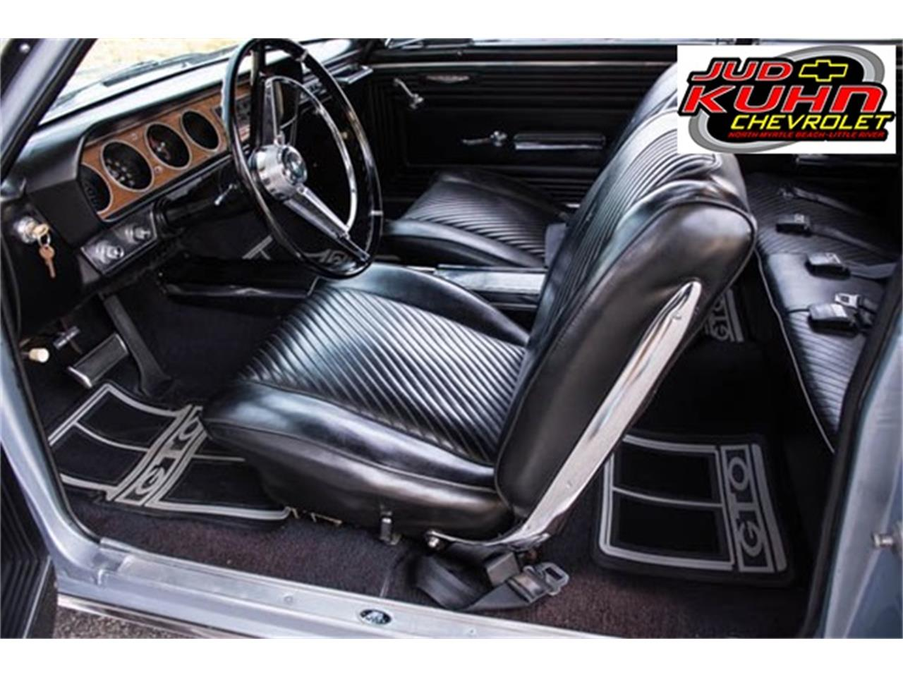Large Picture of Classic 1965 GTO located in South Carolina - $42,500.00 - J909
