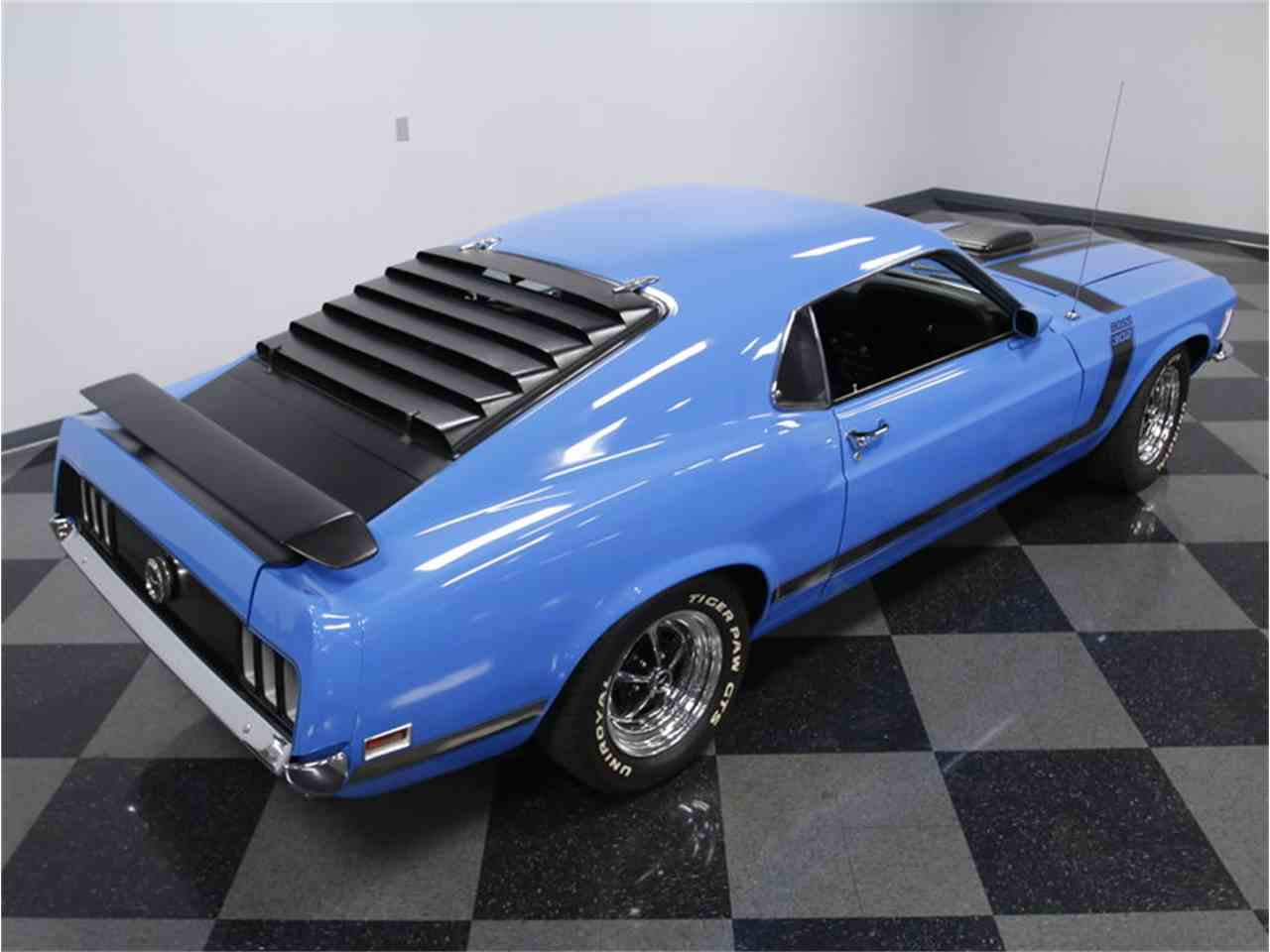 Large Picture of '70 Mustang - J3D2