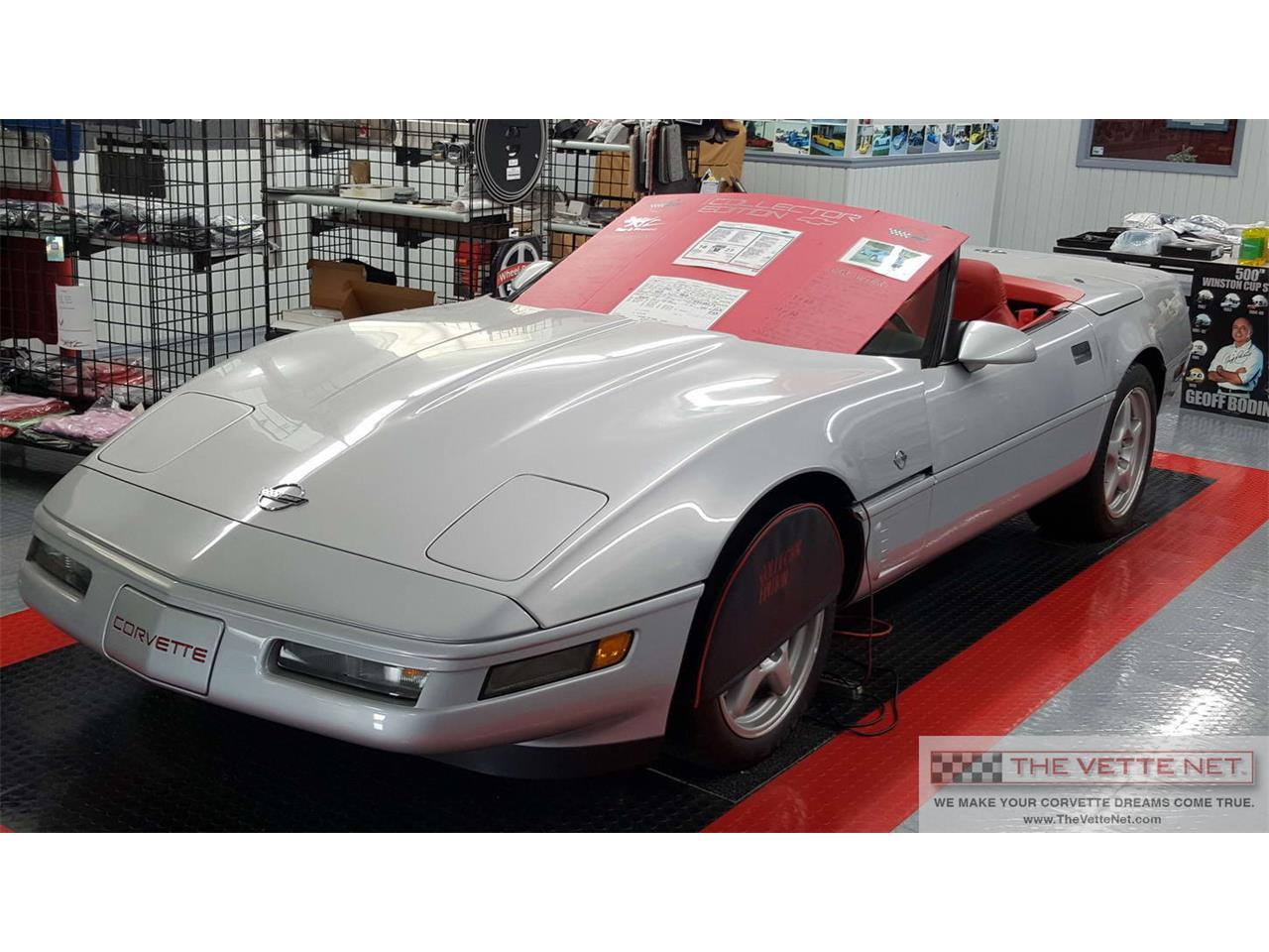 Large Picture of '96 Chevrolet Corvette - J92K