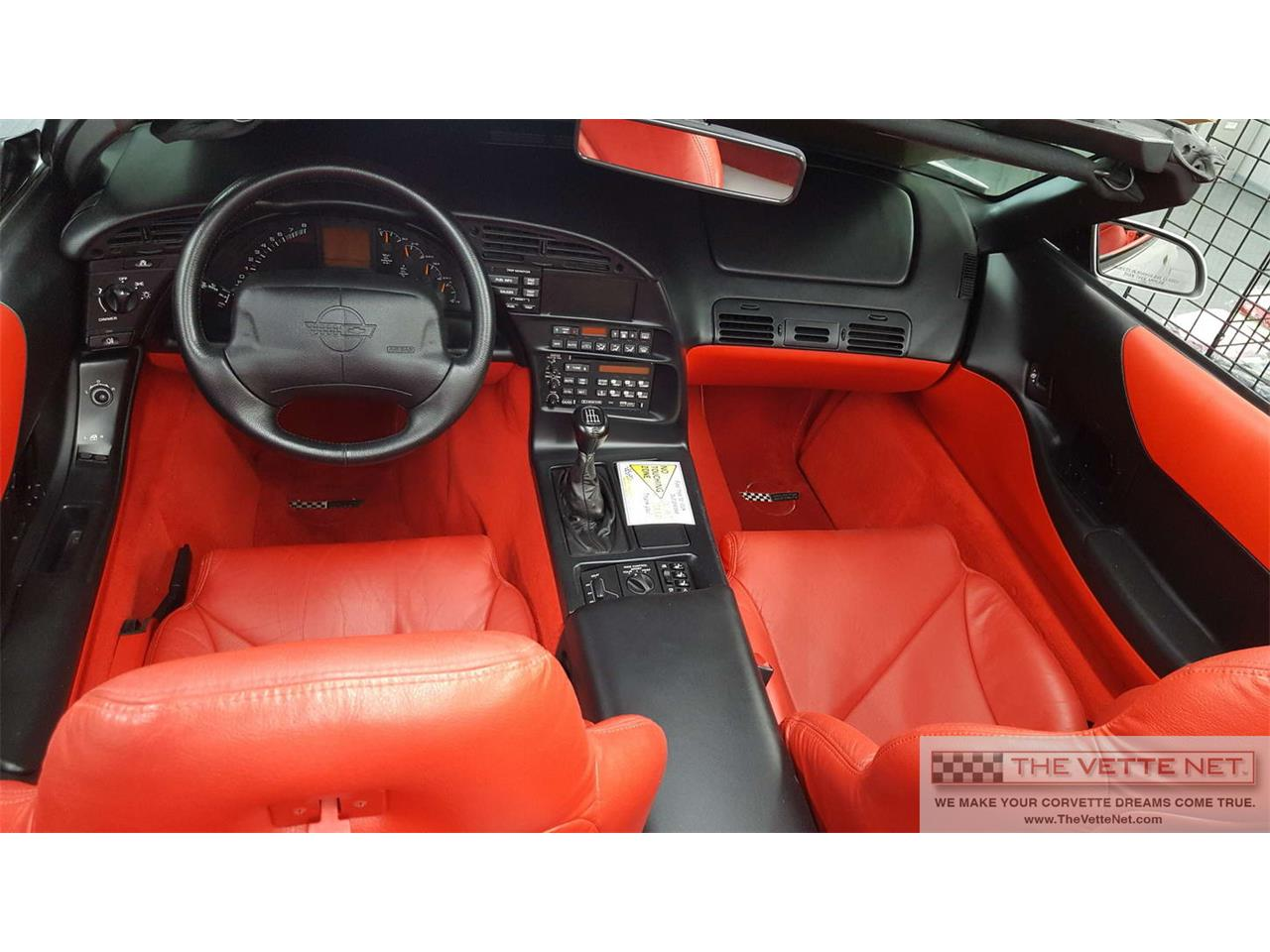 Large Picture of '96 Chevrolet Corvette located in Sarasota Florida - $32,990.00 Offered by The Vette Net - J92K