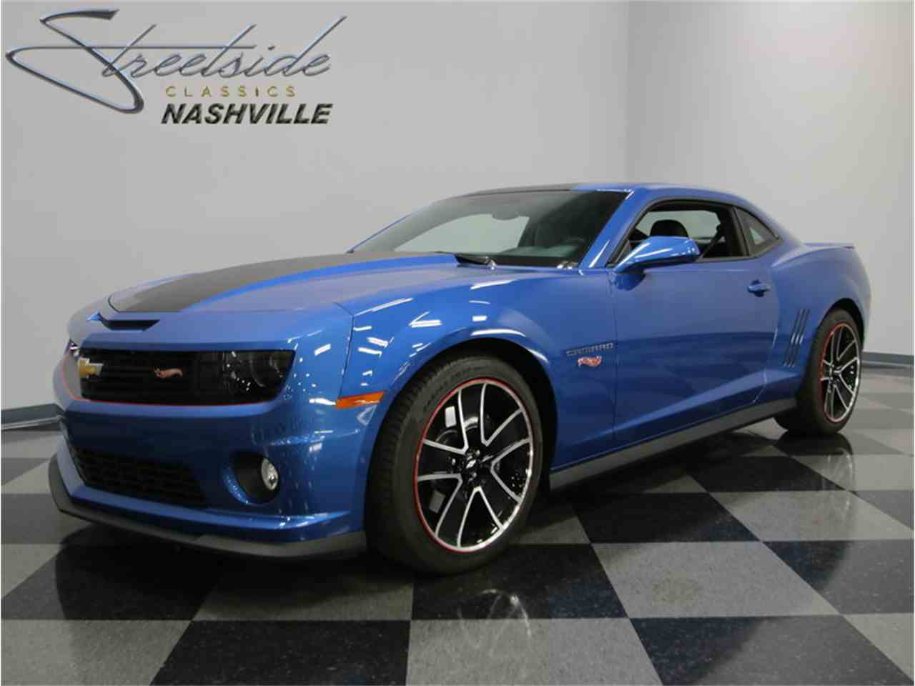 2013 chevrolet camaro ss hot wheels for sale classiccars. Black Bedroom Furniture Sets. Home Design Ideas